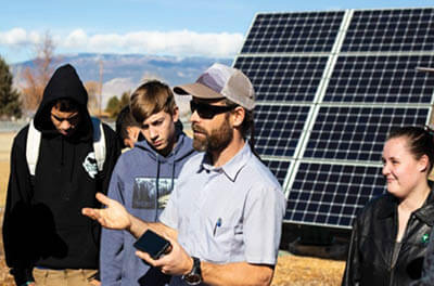 How Coal Country Becomes Solar Country 400x264