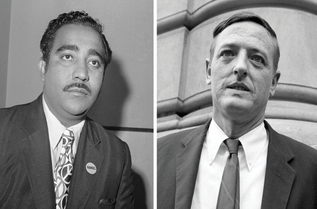 U.S. Representative Charlie Rangel and William F. Buckley Jr. famously debated about the War on Drugs in 1991
