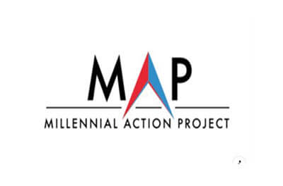 Millennial Action Project logo